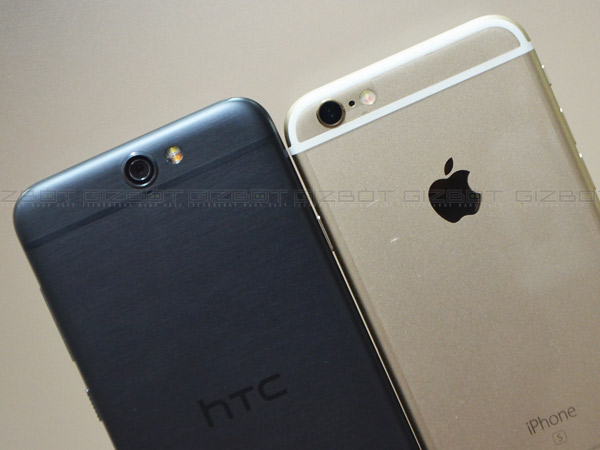 HTC One A9 vs Apple iPhone 6s: Which Is Worth Buying?