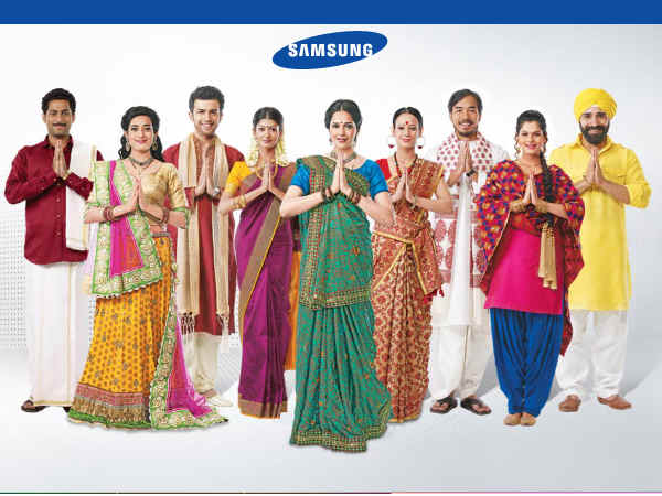 Samsung celebrates 20 years in India with special offers