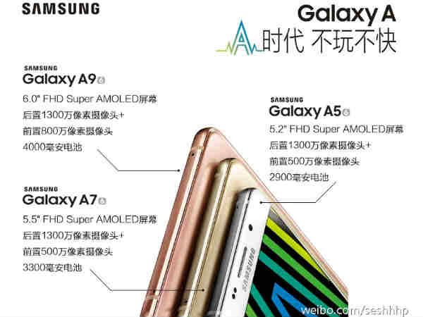 "Samsung Galaxy A9 with 6"" display, SD620 SoC, 4000mAh battery leaked"