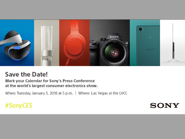 Sony Could Launch a Premium Smartphone on January 5th!
