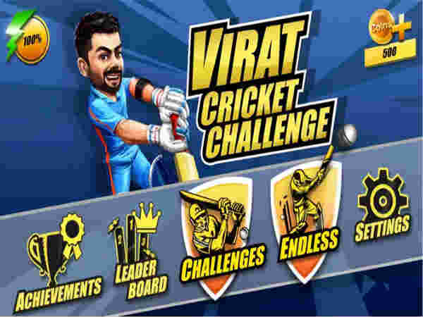 Virat Kohli's mobile game most sought after on Google Play