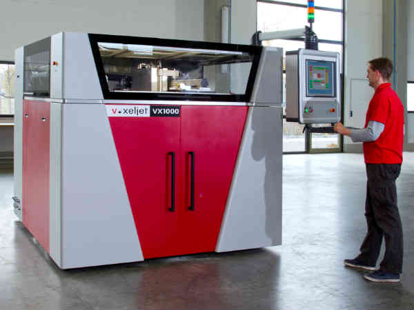 German 3D printing systems manufacturer opens unit in India