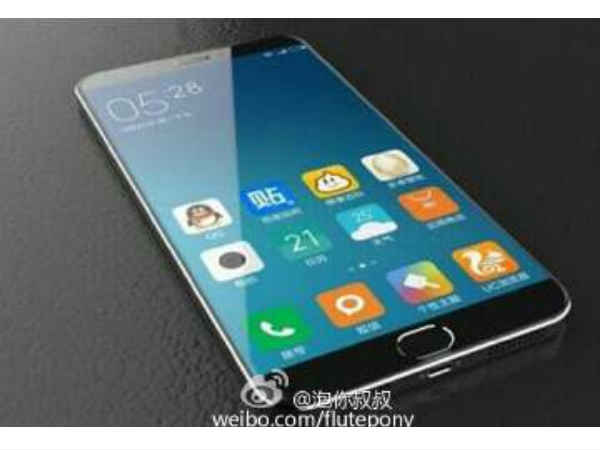 Xiaomi Mi 5 blurry images leak again, a Finger print scanner confirmed