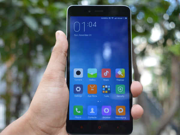 Modified Xiaomi Redmi Note 2 Prime coming to India on Dec 15?