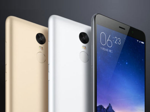 Xiaomi Redmi Note 3 now available for global pre-order