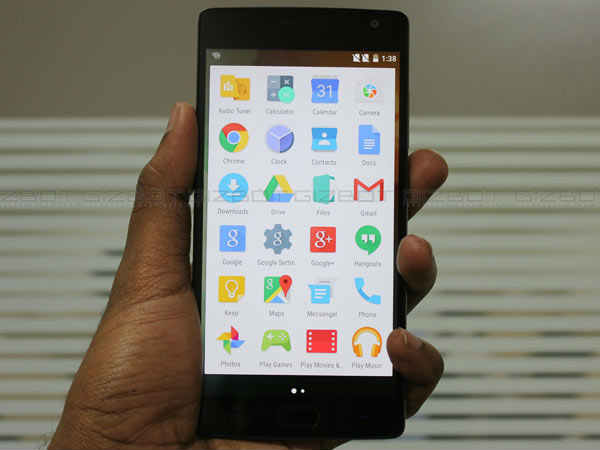 OnePlus 2 Gets OxygenOS 2.2.0 Update: Here Is What's New!