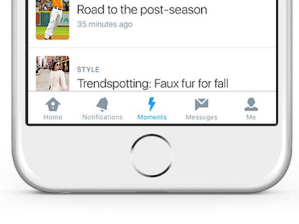 Twitter rolls out 'Moments' in Britain