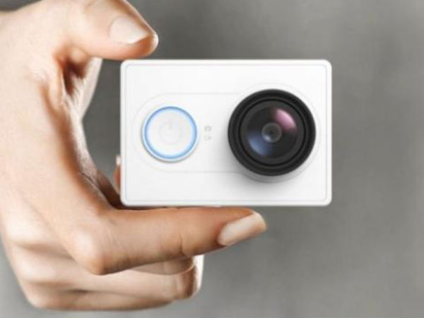 Xiaomi launches Yi Action Camera in US