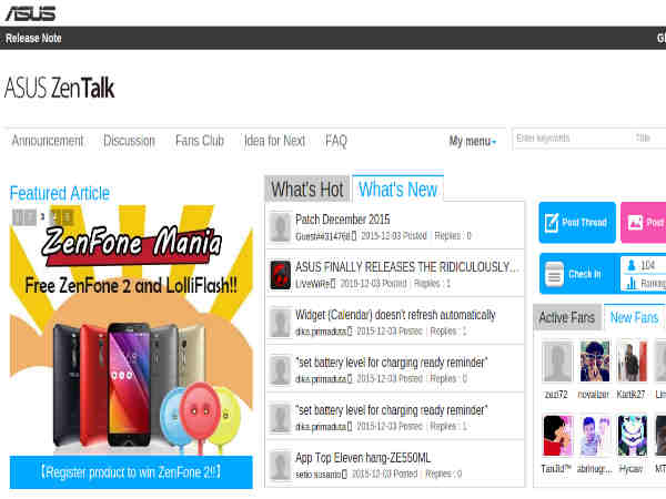 ZenTalk online forum reaches 70K Subscribers in India