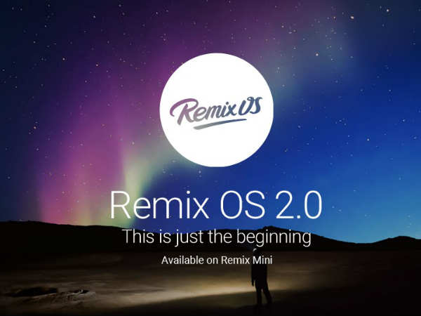 How To Use Android On Your Desktop Using Remix OS: 5 Simple Steps