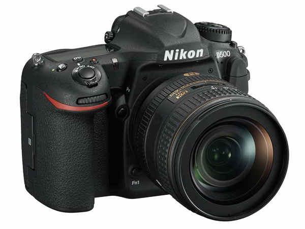 Nikon Announces D500 DSLR with 4K Video Recording, Smart Connectivity