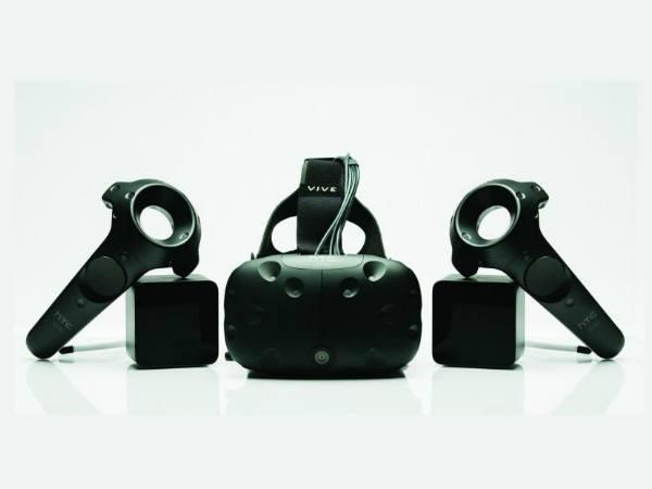 HTC Unveils Its Latest VR Headset 'Vive Pre'