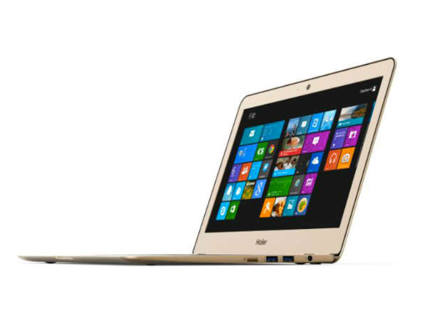 Haier Introduces Its First Ultraportable Laptops & A 12.2-Inch Tablet