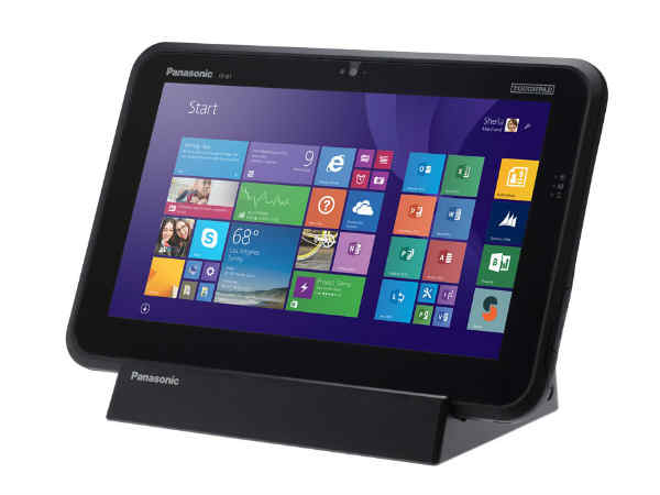 Panasonic Unveils Toughpad FZ-Q1, A 12.5-inch Rugged Tablet