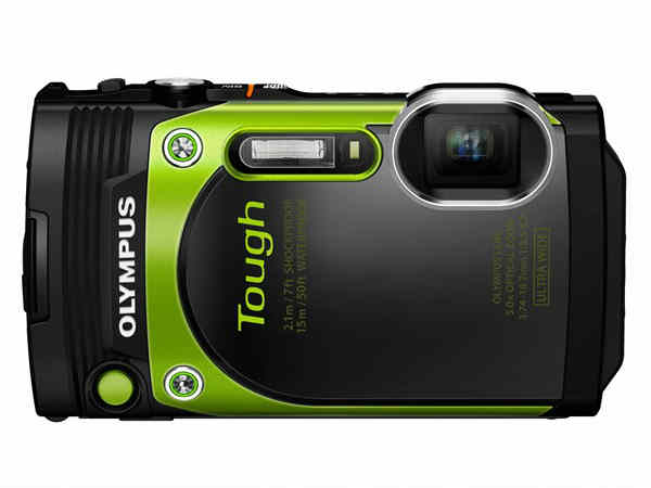Olympus Stylus Tough TG-870, A Rugged Camera With Smart Connectivity