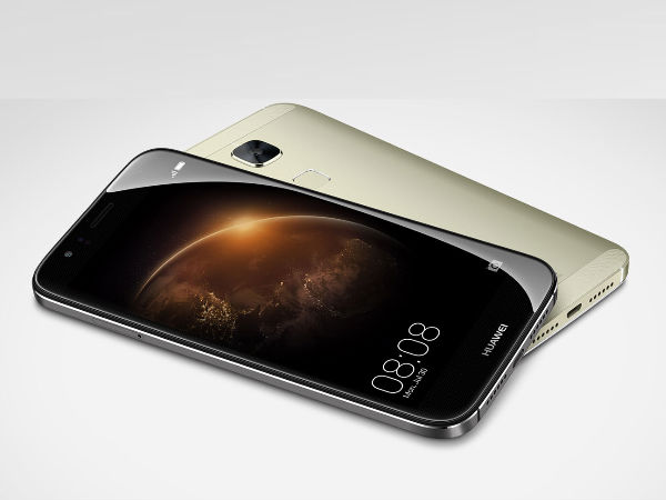 Huawei Announces Mid Range GX8 Smartphone with 3GB RAM