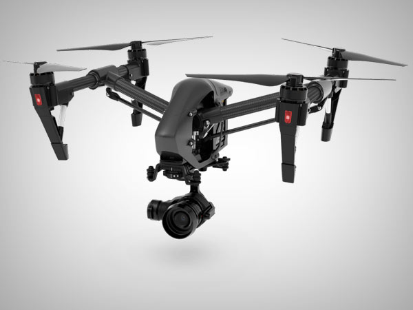 DJI Inspire 1 Pro Black Edition, Phantom 3 4K camera drones launched