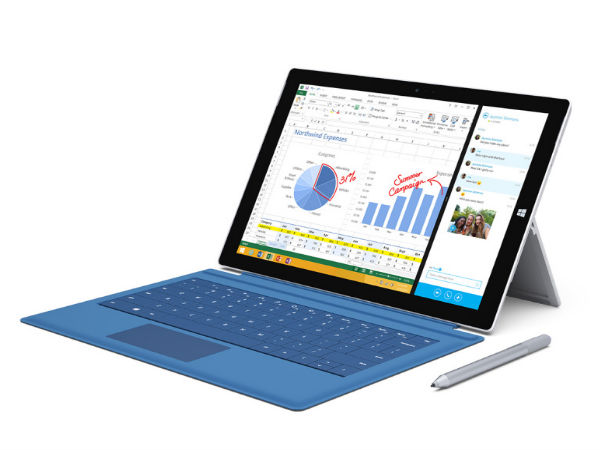 Microsoft Unveils Top-End Surface Tablet With 1TB Storage & Intel CPU