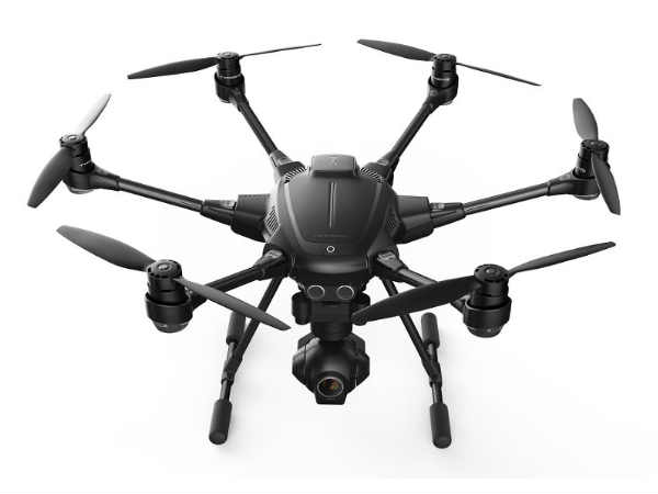 Yuneec Typhoon H drone