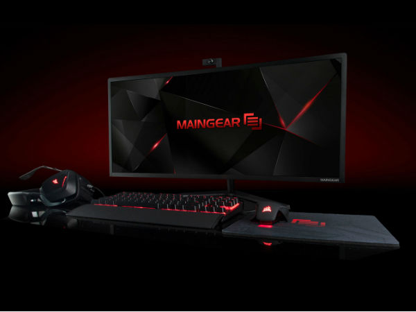A monster all-in-one gaming PC