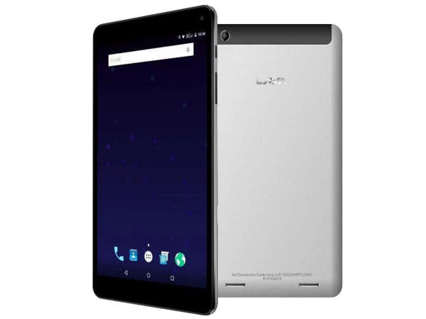 Lava Launches Ivory M4 Tablet with 8-inch Display, Android 5.1