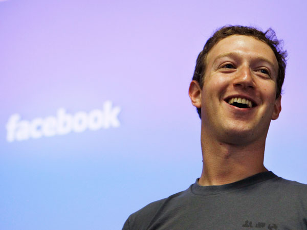 Celebrate Facebook's anniversary as friendship day: Mark Zuckerberg