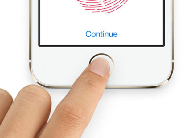 Touch ID Home button is hot