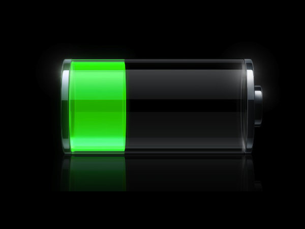 Run out of Battery