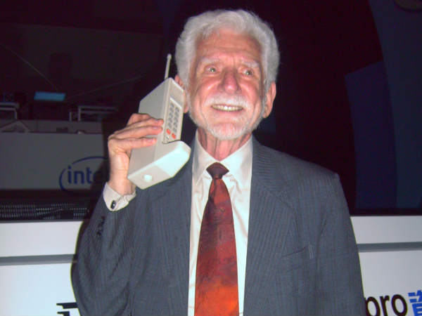 The First Mobile Phone ever