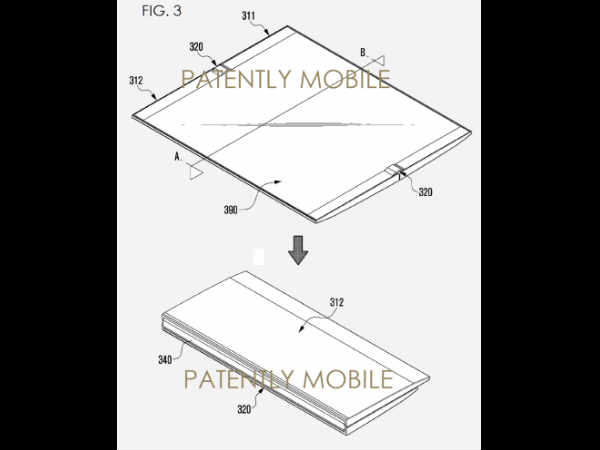 Samsung To Launch First Foldable Display Smartphone