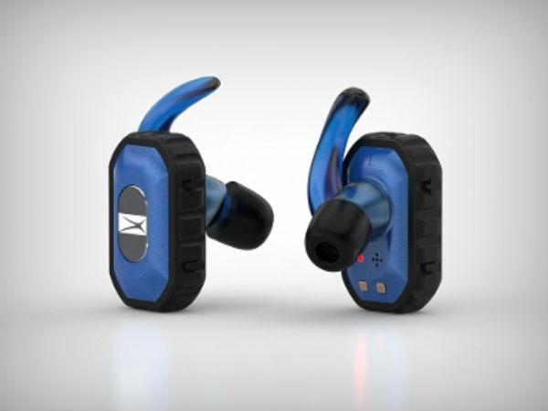 Altec Lansing latest earphone have Bluetooth enabled GPS & waterproof