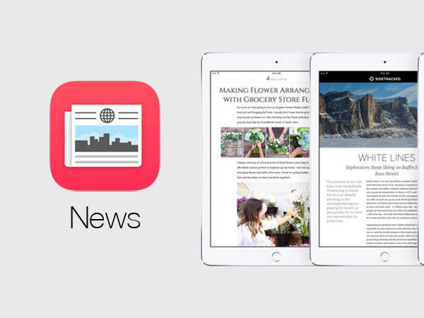 Apple plans to offer subscription based content through Apple News