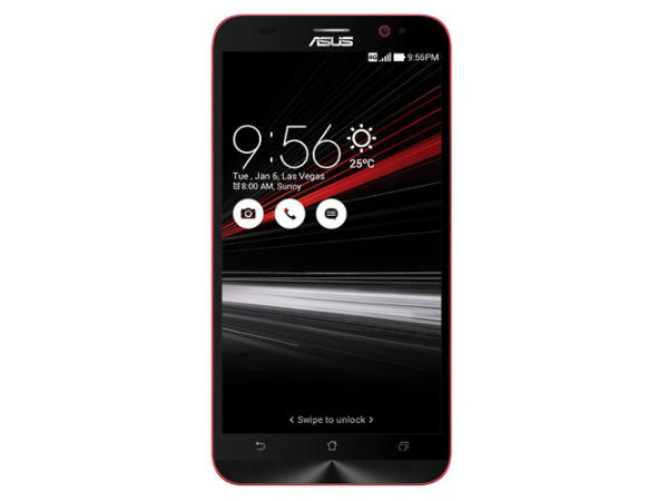 Asus launches Zenfone 2 Deluxe Again! But now with a new Intel SoC!