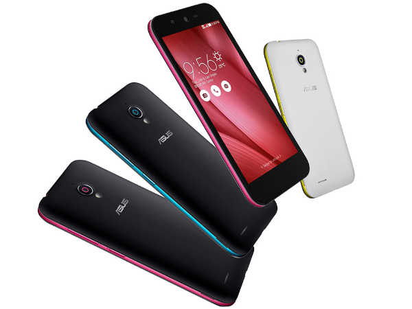 Asus Live with 5 inch HD display, 2GB RAM, 8MP camera launched