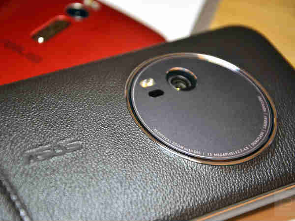 ASUS ZenFone Zoom with 3X optical zoom, 4GB RAM launching in India