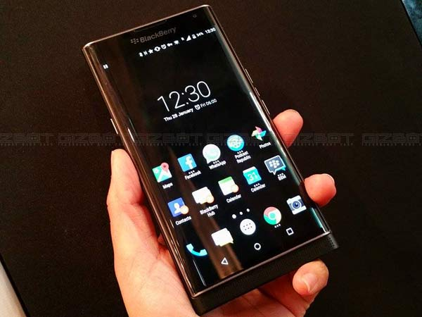 Blackberry's First Ever Android Smartphone Comes to India
