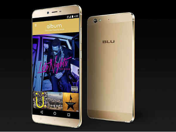 Blu Vivo 5 and Vivo XL smartphones with Metal Built and USB Type C