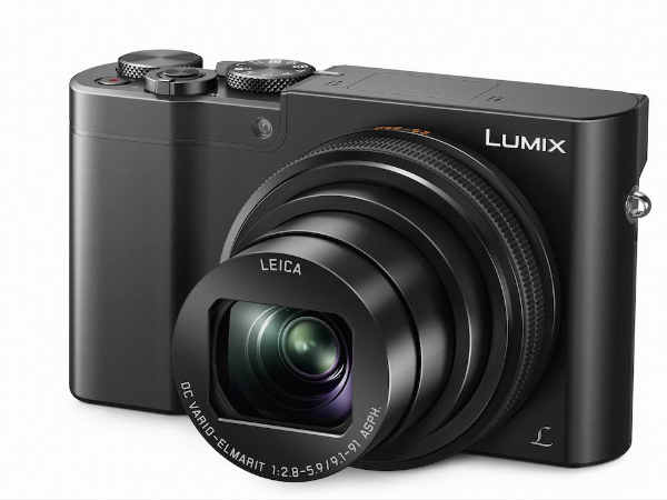 Panasonic Unveils Compact Camera For Travelers With 30x Zoom And 4K