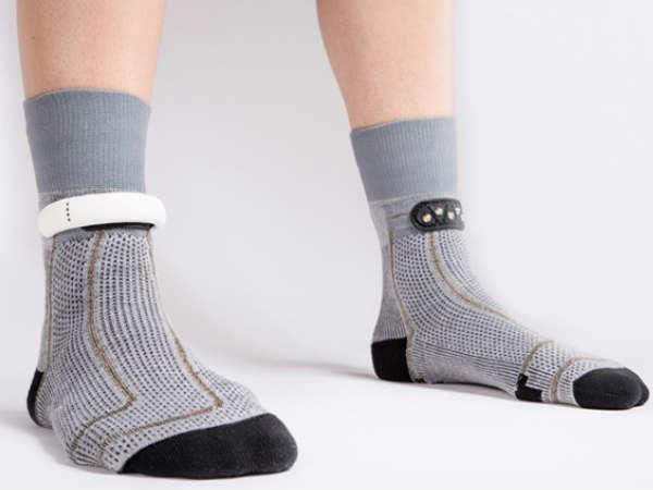 'Smart' socks to help prevent diabetic foot ulcers