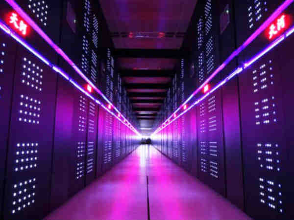 China planning new supercomputer