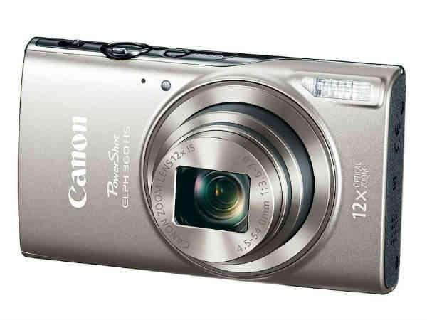 Canon Announces New Range of PowerShot and Vixia cameras: Specs, Price