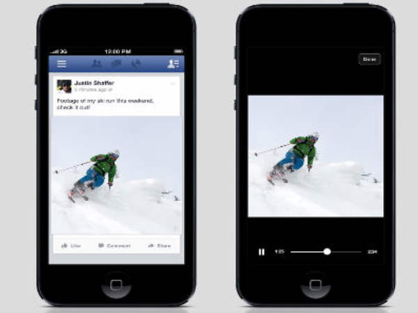 Facebook records 100 million hours video watch in a day