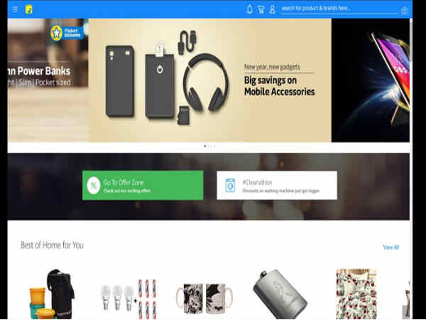 Flipkart launches universal Windows app for all Windows 10 devices