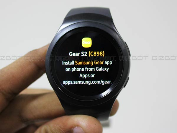 Here's How You Set-Up Your Samsung Gear S2 Smartwatch