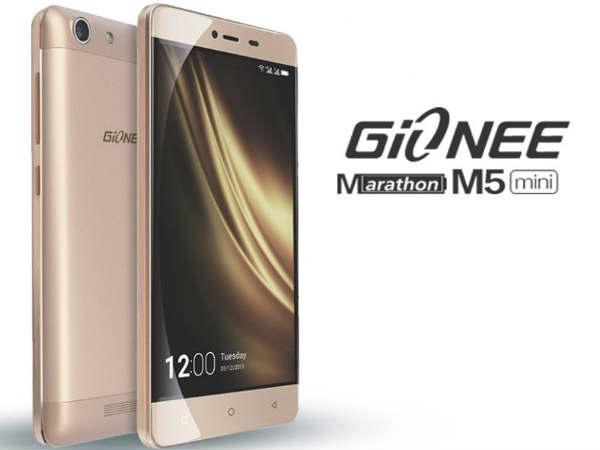 Gionee Excites Nigerian Consumers with Marathon M5 Mini
