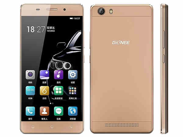 Gionee Marathon M5 Lite with 4000mAH battery launched in India