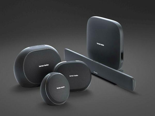 Harmon Kardon's new range of Omni speakers support Google Cast