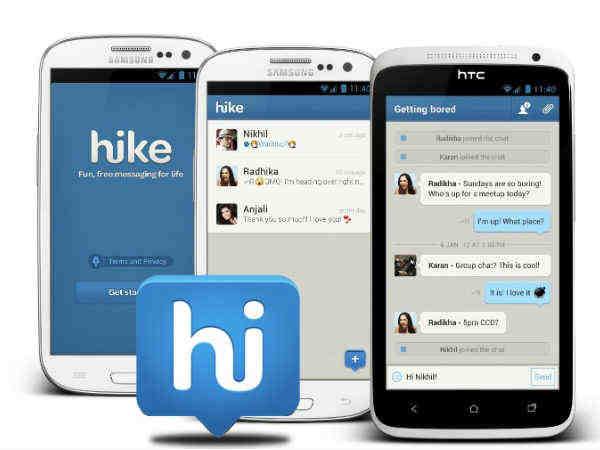 Hike messenger crosses 100 million-users-mark