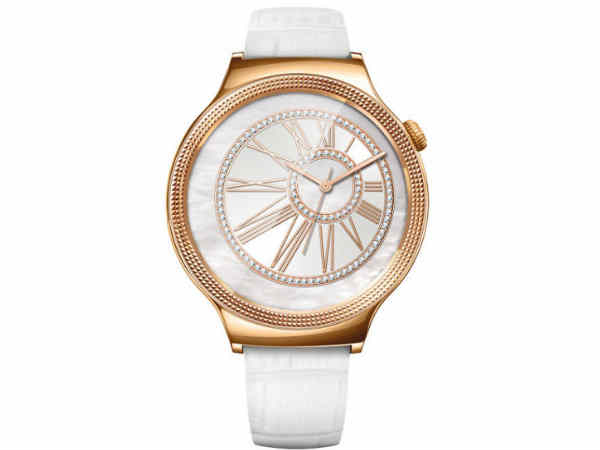 Huawei Brings Two Smartwatches Exclusively For Women: Elegant & Jewel!