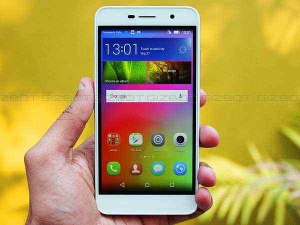 In Pictures: Honor Holly 2 Plus Launched with 2GB RAM, 13MP camera